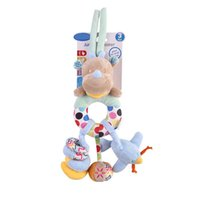 Wholesale rotating toys hang for sale - Group buy Hanging Safe Soft Play Washable Cartoon Crib Bed Bell Toy Rotating Cute Plush Lightweight Baby Rattle Early Learning
