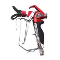 Wholesale 3600PSI Professional quot quot Airless Spray Gun Paint Putty Sprayer Gun For Wagner Titan Pump High Pressure Airless Sprayer