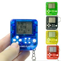 Wholesale 2.7 inch handheld game for sale - Group buy mini game player Handheld Games Consoles Portable Retro Gaming Console Tetris game player Children Toys gifts