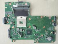 Wholesale motherboard for laptop acer resale online - PN MB V5M0P BIC50 Mainboard Motherboard For Acer Z TM5744 Seriess Laptop Intel HM55 Motherboards
