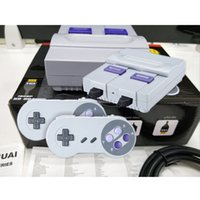 Wholesale super games free resale online - New Video Games P HD Games Super Mini TV Different Built in Classic Games With Retail Boxs
