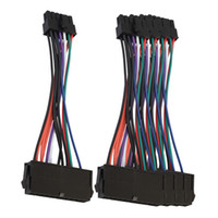 Wholesale acer atx resale online - 5Pcs Pin ATX Female to Pin Male Power Supply Cable Extender for Acer
