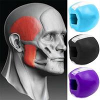 Hot Facial Toner Exerciser Face Fitness Ball Facial Toner Jaw Exerciser and Neck Toning Equipment Jaw