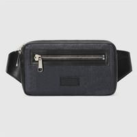 Wholesale belts bags resale online - Belt Bags Waist Bag Mens Bumbag Backpack Men Tote Crossbody Bag Purses Messenger Bag Men Handbag Fashion Wallet Fannypack