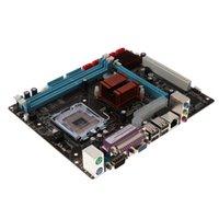 Wholesale G41 Socket FM2 Desktop Computer Motherboard USB SATA DDR3 M ATX PCIE X