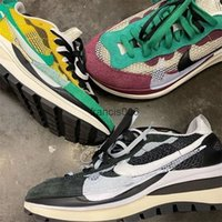 pegaso corriendo al por mayor-2020 nike Sacai x Pegasus VaporFly SP Waffle lvd 3.0 Running Designer Shoes Women Gusto Varsity green Men Trainers Sports Sneakers BV0073-102