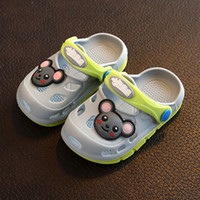 Wholesale children house shoes for sale - Group buy Summer Kids Slippers Children Sandals Girls Beach Slippers Baby House AntiSkid Cave Shoes Cartoon Boys Toddler Shoes