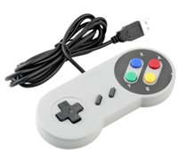 Wholesale mini xbox one controller for sale - Group buy 2018 New Hot M SNES wired controller Game controller for snes classic gamepad joystick mini SNES