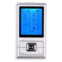 Wholesale massager electronic resale online - TENS EMS Pain Relief Electro Stimulation Muscle Stimulator Electronic Therapy Pulse Massager Acupuncture Therapy Machine Health