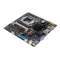 Wholesale H81 All in Desktop Computers Motherboard DDR3 LAN Card Mianboard x USB3