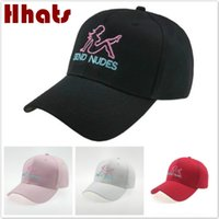 Wholesale kpop caps for sale - Group buy SEND NUDES Baseball Cap Fashion Cotton Embroidery Snapback Men Hat Cap High Quality Summer Dad Hat Male Kpop Sports Dropship