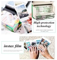 Wholesale cameras filming for sale - Group buy Square Photo Album Color Book Wall Album Stickers For Film Paper Of Fujifilm Instax SQ6 SQ10 SQ20 Camera Share SP Printer