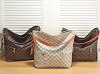 Wholesale Top quality Paris style Famous s designer handbags L flower Ladies handbag high end Fashion women s shop bags with wallet Free air mail