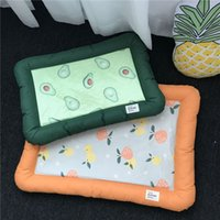 Wholesale pillow slips for sale - Group buy Non slip Pet Mat Dog Pillow Mat Removable and Washable Slatted Mattress Dog Bed Pet Mattress Small and Medium Cats Dogs