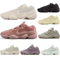 Wholesale mice shoes resale online - Shoes Desert Mouse soft vision stone speed trainer running shoes human men and women sneakers size to