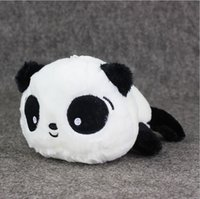 Wholesale ems video games for sale - Group buy 20 cm Lovely Sleep Panda Plush Toy Soft Plush Stuffed Toys Doll with Rope for Kids Christmas Gift EMS