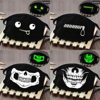 Wholesale tubular bandanas resale online - Novelty Funny Biden Mask Outdoor Bandana Anime Print Neck Gaiters Camping Tube Bandanas Face Protection Tubular Masks