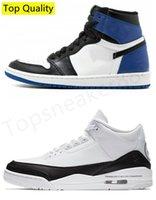 Wholesale designed sneakers for sale - Group buy Top Quality Jumpman Mens Basketball Shoes Hiroshi Fujiwara Design Fragment jumpman men women sports sneaker