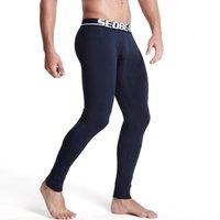 Wholesale mallas running resale online - Gym Leggings Men Tights Sports Wear Compression Pants Fitness Running Leggings Long Johns Underwear Trousers Man mallas hombre