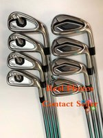 Wholesale Fast DHL T Golf Irons P degree Wedge Kind Shaft Available Real Photos Contact Seller