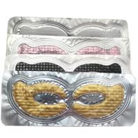 Collagen Crystal Eye Mask Patches For Eye Bags Wrinkle Dark Circles Lighten Fine Lines Deep Moisturizing Eye Pads