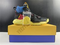 Wholesale fusion men shoes resale online - 2020 OG Off Noir Union x Delta Mid running basketball Shoes Men Women Fashion Brigade Blue Dark Smoke Grey Light Fusion Sneakers DA1951