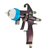 Wholesale Two Head Spray Gun Double Head Stainless Steel for Silveirng Metal Plating Chrome Spray Gun Anti Corrosion SGH S2 PE