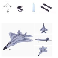 Wholesale rtf aircraft resale online - Fx ghz mm Wingspan Epp Rc Fighter Done Battleplane Rtf Remote Controller Rc Quadcopter Aircraft Drone Model Toy