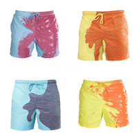 Wholesale toddler s resale online - Swim Trunks For Y Years Old Toddler Baby Boys S Cartoon Fish Stretch Beach Swimsuit Swimwear Pants A40