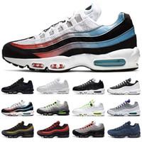 Wholesale yang fashion resale online - high top quality Mens Trainers Men Women Running Shoes Worldwide Triple White Black Gold Red Yin Yang Neon fashion Sport Sneakers Size