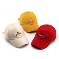 Wholesale korean style snapback cap for sale - Group buy Letter Embroidery Spring Baseball Cap Korean Style Hats for Men Student Snapback Caps for Women Summer Baseball Hat