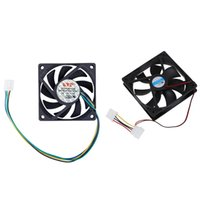Wholesale 12v dc brushless cooling fan for sale - Group buy 1 Mm X Mm Pin DC V Brushless PC CPU Case Cooler Cooler Computer PC Case Pin Cool Cooling Fan Mm