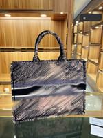 Wholesale fashion shoppers for sale - Group buy 2019 Original luxurys famous canvas designer Handbags shopper tote shopper shoulder handbag bag bags purses women ladies crossbody