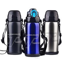 Wholesale vacuum types for sale - Group buy Amazon Hot Selling Large capacity Insulated Sport Water Bottle Flask Double Wall Stainless Steel Vacuum Flask