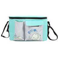 Wholesale baby nappy holder for sale - Group buy Mummy Bag Baby Diaper Nappy Pram Stroller Feeding Carriage Bottle Cup Holder Maternity Bag Wheelchair Hanging Basket Storage