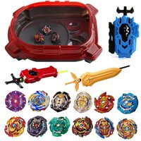 Wholesale Children Set Metal Stadium Spinning Bayblade Metal For Toy Gifts Hot Bey Child Arena Top Y200109 Fight Beyblade Classic Blade bbygW