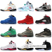 Wholesale fire wing for sale - Group buy Wings New s International Flight Mens Basketball Shoes Blue Suede White Cement Fire Red men sports sneakers women trainers