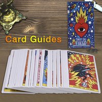 Wholesale electronic books for sale - Group buy Tarot Oracles Del Fuego Cards Book Electronic For Cavolo Ricardo Guide By Toy Deck Game Tarot yxljAm xjfshop