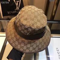 Wholesale adjustable fishing hats resale online - 20SS Luxury Designer Brand Fashion Fisherman Hats Bucket Hat Fishing Outdoor Hip Hop Cap Men s Summer For Fisherman Hat