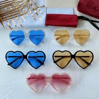 Wholesale colors heart sunglasses for sale - Group buy Brand Designer Sunglasses Candy Colors Summer Women s Sunglasses Heart Style Outdoor Driving Women s Glasses Luxury Package