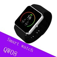 Wholesale 512mb ram android phones for sale - Group buy 2018 New Qw08 g Smart Watch Wifi Phone Android Inch Mtk6572 ghz Dual Core mb Ram gb Rom Bluetooth Smartwatch