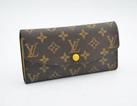 Wholesale designer handbag purses for sale - Group buy Long Credit Card Passport Holder Coin Zippy Key Pouch Handbag Leather Mens Wallets Men Wallet Womens Purses Women Purse Bags BAD15