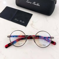 Wholesale lennon glasses for sale - Group buy Japanese collection John Lennon same round frame Republic of China style ultra light small face height number glasses