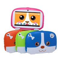 Wholesale Kids Brand Tablet PC inch Q18 Quad Core A50 HD screen Android AllWinner A50 Real GB GB with Bluetooth