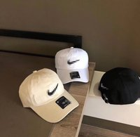 Wholesale korean style baseball caps for sale - Group buy Online celebrity letter solid double hook Korean style double hook classic baseball cap