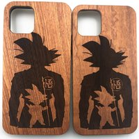 Wholesale laser engraved iphone case for sale – best Hawaii Designs Wood Case For Iphone pro max XS XR Custom Laser Engraved Hybrid Cover Anti knock Wooden Shell