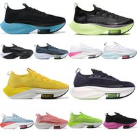 Wholesale zoom fly for sale - Group buy Top Zoom Fly NEXT Running Shoes Cushion Sports Shoes Outdoor Mens Womens Fashion Sports Shoes Black White Sneakers Size