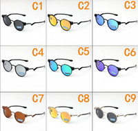Outdoor Eyewear DEADBOLT Cycling New Men Sunglasse Metal Frame Polarized LENS