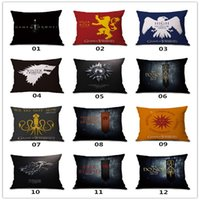 of Thrones Pillow Case Cushion Cover
