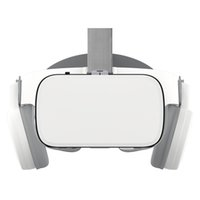 google vr helm brille groihandel-Freeshipping Casque Helmet 3D-VR-Brille Virtual Reality Headset Bluetooth-Kopfhörer für Smartphone Google Karton